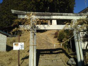 平野神社鳥居