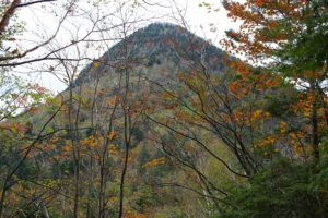 栃木百名山第32座燕巣山:丸沼からの急登
