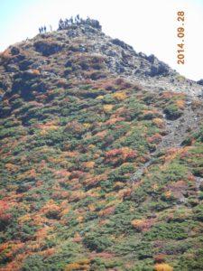栃木百名山第3座朝日岳:渋滞を回避して大丸からロングアプローチ