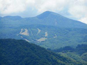 栃木百名山第18座塩沢山:男鹿川沿いの静かな山