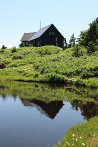 日本百名山:会津駒ヶ岳は天空の楽園