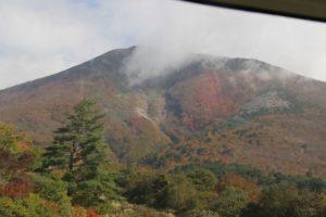 日本百名山:磐梯山は360度の展望の絶景の山