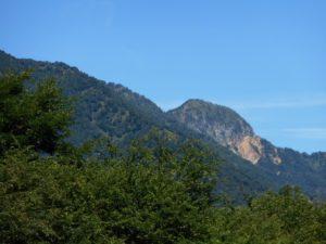 栃木百名山第第55座金精山:群馬と栃木を結ぶ金精峠にそびえる