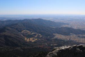 日本百名山筑波山:おたつ石コースは奇妙な石がたくさん