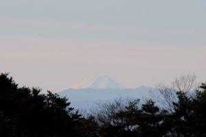 栃木百名山第96座両崖山:富士山の眺望が素晴らしい