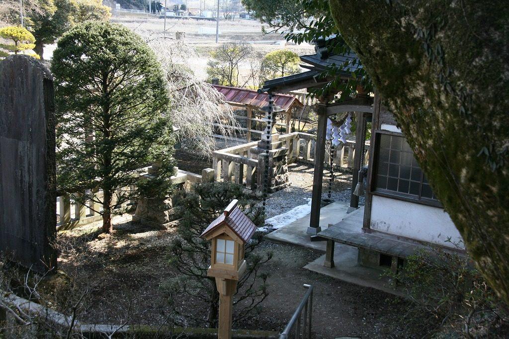 栃木百名山第74座三峰山:御岳山神社から奥の院周回