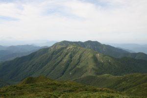 栃木百名山第2座三本槍岳:眺望が素晴らしいロングアプローチ