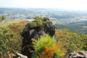 栃木の山:男抱山・富士山(女抱山)【双耳峰】