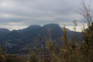 関東百名山:明神ヶ岳は箱根を望める名山