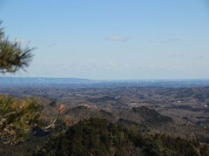 栃木百名山:鶏足山裏登山口から