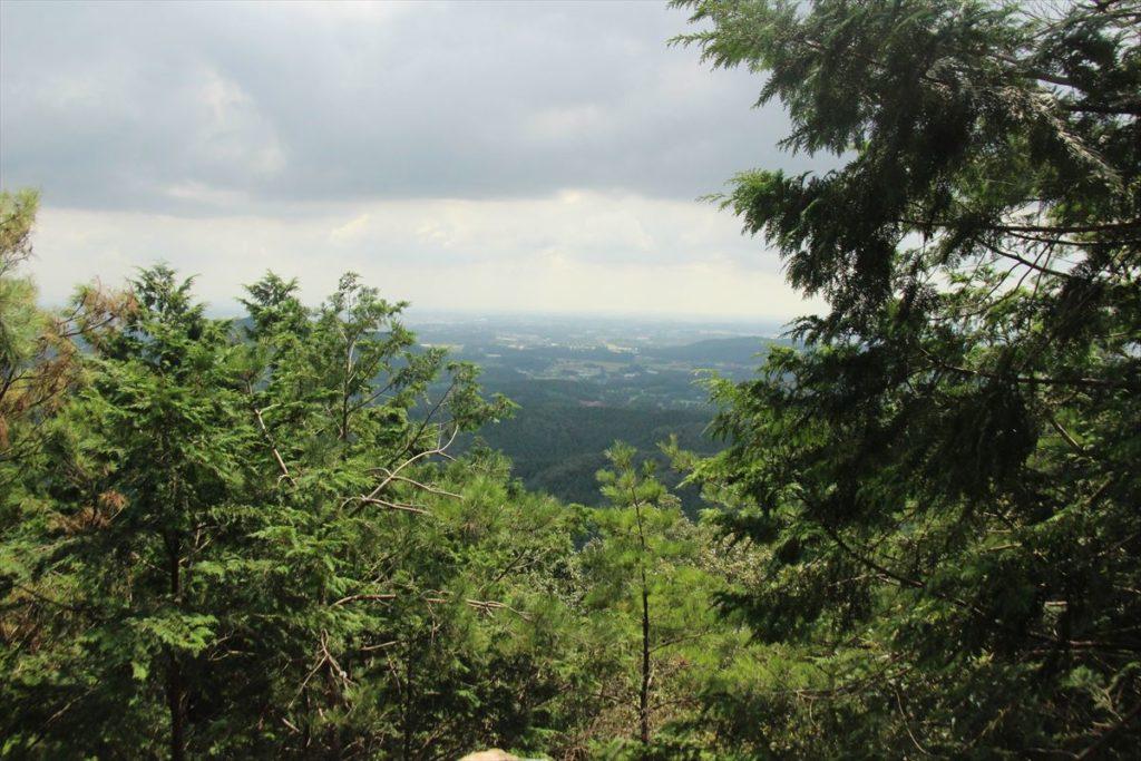 栃木百名山:古賀志山は雨で敗退もヤマレコマップが快適でした
