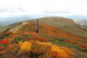 錦織なす栗駒山は日本一の紅葉:東京GOTO追加で新幹線は結構混雑