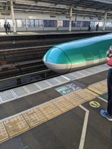 新幹線登山あれこれ