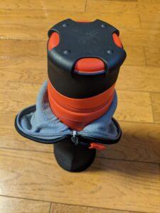 ギアの変遷⑩:サーモスの水筒